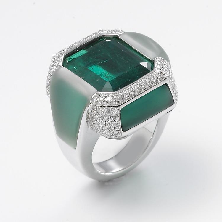 pandora anello arabesque